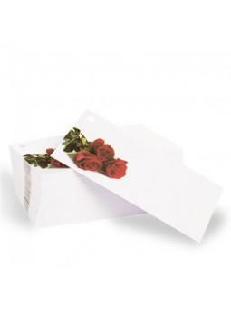 Carte Roses rouges