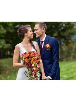 Bouquet de mariée et sa...