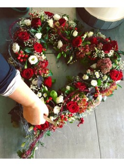 Coeur petite fleur