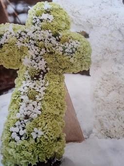 Croix vegetal
