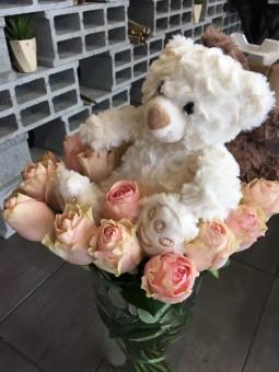 Bouquet petit ours
