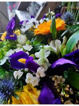Bouquet de bulbeuses