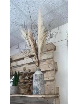 Bouquet pampas