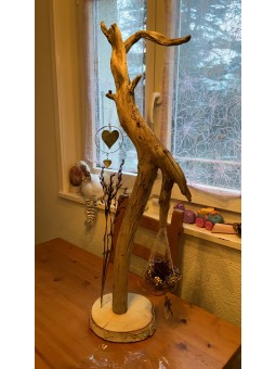 Branche sur socle